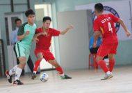 Số liệu chuyên môn sau vòng bảng giải futsal sinh viên TPHCM 2017 - cúp Đại học Gia Định