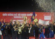 CLB Quảng Nam vô địch V-League 2017