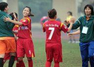 TPHCM và Hà Nam vào chung kết giải bóng đá nữ VĐQG – cúp Thái Sơn Bắc 2017