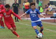 Khởi tranh lượt về giải bóng đá nữ vô địch quốc gia – cúp Thái Sơn Bắc 2017