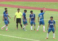 Clip Hoàng Long - Thái Sơn Nam: bán kết 1 giải vô địch TP.HCM