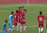 Clip trận hạng 3 giải vô địch TPHCM: TSN - Tuấn Hữu Tài