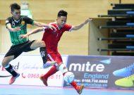 Giải Futsal Cúp quốc gia HDBank 2017: Kịch tính sau các trận lượt đi vòng loại