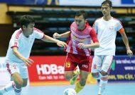 Giải futsal cúp Quốc gia HDBank 2017: Kịch tính ở các trận lượt về vòng loại