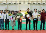 Khai mạc giải futsal học sinh THPT TPHCM năm học 2017 – 2018 cúp Vinamilk