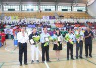 Khai mạc giải futsal sinh viên TPHCM năm 2017 - Cúp Đại học Gia Định