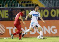 U19 Việt Nam thua U21 Yokohama (Nhật Bản) tại giải U21 quốc tế 2017