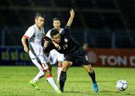 U21 Việt Nam thua Thái Lan tại giải U21 quốc tế 2017 tại Cần Thơ