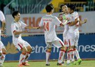 U21 Việt Nam có chiến thắng đầu tay tại giải U21 quốc tế 2017