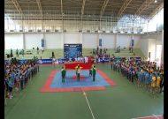 Clip khai mạc giải futsal THCS năm 2017-2018 Cúp Thái Sơn Nam lần X