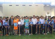 Khai mạc giải futsal học sinh THCS TPHCM năm học 2017 - 2018, cúp Thái Sơn Nam lần 10