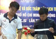 Lễ bốc thăm xếp lịch thi đấu giải futsal LS mở rộng lần XI