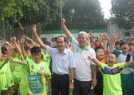 Festival bóng đá học đường TPHCM năm học 2017 - 2018, khối Tiểu học, Quận Phú Nhuận