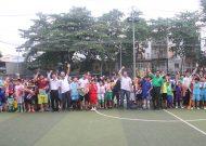 Festival bóng đá học đường TPHCM năm học 2017 - 2018, khối Tiểu học, cụm 7 (Q.10, Q.5 và Q.3)