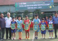 Khai mạc festival bóng đá học đường cụm 13 Quận Bình Tân (TPHCM), năm học 2017 - 2018