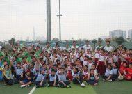 Khai mạc festival bóng đá học đường TPHCM năm học 2017 - 2018, cụm 9 -Q.Bình Thạnh