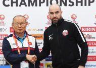 HLV Park Hang Seo tự tin trước trận bán kết với U23 Qatar