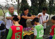 Festival bóng đá học đường TPHCM năm học 2017 - 2018, khối Tiểu Học, huyện Hóc Môn