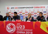 HLV Park Hang Seo tự tin trước trận đấu với U23 Iraq