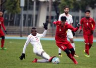 U23 Việt Nam hoà U23 Palestine trong trận giao hữu trước VCK U23 châu Á 2018