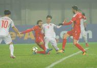 Hoà U23 Syria, U23 Việt Nam vào tứ kết giải U23 châu Á 2018