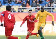U23 Việt Nam bất ngờ đánh bại U23 Australia tại VCK U23 châu Á 2018