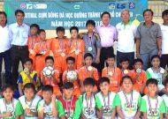 Festival bóng đá học đường TPHCM năm học 2017 - 2018, khối Tiểu học, H. Củ Chi