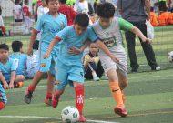 Festival bóng đá học đường TPHCM năm học 2017 - 2018, khối Tiểu học, Q.Gò Vấp