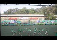 Clip festival bóng đá học đường khối tiểu học năm 2017-2018