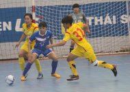 Quận 8 giành lại ngôi đầu giải futsal nữ TPHCM mở rộng 2018 – cúp LS lần 8