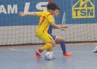 Hà Nội bất ngờ giành ngôi đầu giải futsal nữ TPHCM mở rộng năm 2018 – cúp LS lần 8