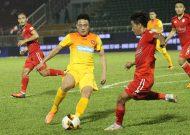 Sài Gòn FC hoà, CLB TPHCM thua tại vòng 6 Nuti Cafe V-League 2018