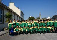 Đội U13 TPHCM thi đấu tập huấn tại Pháp