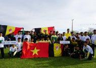 Thông tin thêm về hoạt động của đội U13 TPHCM trong chuyến tập huấn tại Pháp