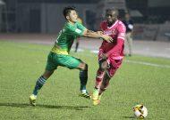 Hai đội bóng TPHCM cùng thua ở vòng 9 Nuti Cafe V-League 2018