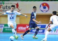 VCK Giải Futsal VĐQG HDBank 2018 (27/5): Thái Sơn Nam và HPN ĐH Gia Định bất phân thắng bại