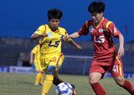 TPHCM 1 chiến thắng trong ngày khai mạc giải bóng đá nữ VĐQG - cúp Thái Sơn Bắc 2018