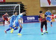 Thái Sơn Nam có chiến thắng thứ 2 liên tiếp tại lượt đi VCK giải futsal VĐQG HDBank 2018