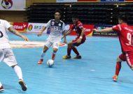 Hải Phương Nam ĐH Gia Định lên đầu bảng giải futsal VĐQG HDBank 2018