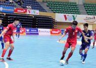 Cao Bằng bất ngờ đánh bại Thái Sơn Nam tại giải futsal VĐQG HDBank 2018