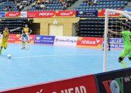 Đội đầu bảng mất điểm đáng tiếc tại giải futsal VĐQG HDBank 2018