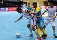 Không có bất ngờ đáng kể tại giải futsal VĐQG HDBank 2018