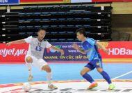 Thái Sơn Nam vượt qua Sài Gòn FC tại giải futsal VĐQG HDBank 2018