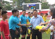 Bảng D giải bóng đá U17 Quốc gia - CÚP Thái Sơn Nam 2018: chủ nhà bị chia điểm