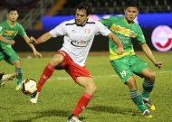 CLB TPHCM hoà, Sài Gòn FC thua ở vòng 16 Nuti Cafe V-League 2018