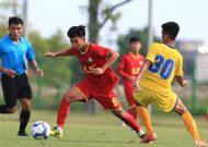 Kết thúc bảng B giải bóng đá U17 quốc gia - cúp Thái Sơn Nam 2018