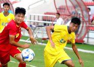 PVF thắng đậm tại giải U17 quốc gia - cúp Thái Sơn Nam 2018