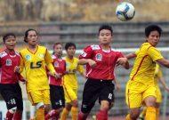TPHCM thắng đậm tại giải bóng đá nữ VĐQG - cúp Thái Sơn Bắc 2018