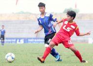 TPHCM 2 có điểm đầu tiên tại giải bóng đá nữ VĐQG - cúp Thái Sơn Bắc 2018
