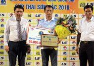 Hà Nội vô địch lượt đi giải bóng đá nữ VĐQG - cúp Thái Sơn Bắc 2018